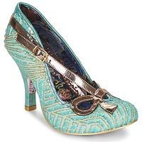 Sapatos Mulher Escarpim Irregular Choice BUBBLES Verde / Hortelã