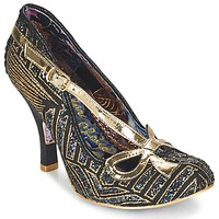 Sapatos Mulher Escarpim Irregular Choice BUBBLES Preto