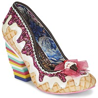 Sapatos Mulher Escarpim Irregular Choice SWEET TREATS Multicolor
