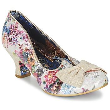 Sapatos Mulher Escarpim Irregular Choice DAZZLE RAZZLE Branco