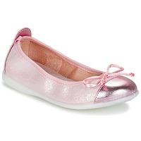 Sapatos Rapariga Sabrinas Citrouille et Compagnie GRAGON Rosa / Brilhante