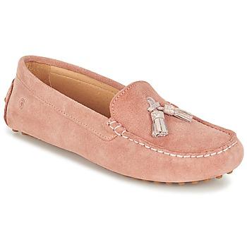 Sapatos Mulher Mocassins Casual Attitude GATO Rosa