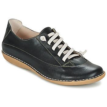 Sapatos Mulher Sapatos Casual Attitude GERALD Preto