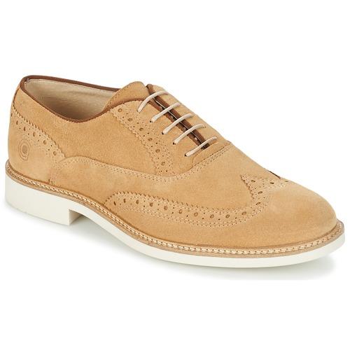 Sapatos Homem Sapatos Casual Attitude GIPIJE Bege / Amarelo