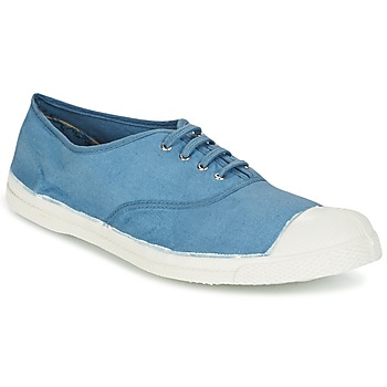 Sapatos Homem Sapatilhas Bensimon TENNIS LACET Azul