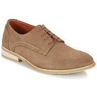 Sapatos Homem Sapatos Carlington GRAO Castanho