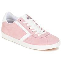Sapatos Mulher Sapatilhas Yurban GUELVINE Rosa