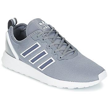 Sapatos Homem Sapatilhas adidas Originals ZX FLUX ADV Cinza