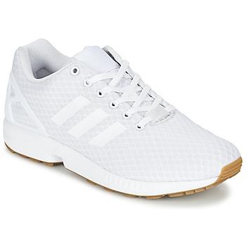 Sapatos Homem Sapatilhas adidas Originals ZX FLUX Branco