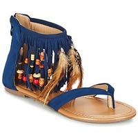 Sapatos Mulher Sandálias Moony Mood GETOULA Azul