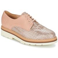 Sapatos Mulher Sapatos Fericelli GRATY Rosa / Cru