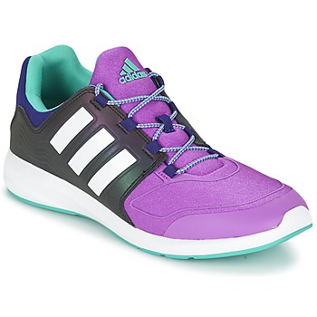 Sapatos Criança Sapatilhas adidas Performance S-FLEX K Preto / Violeta