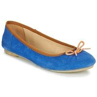 Sapatos Mulher Sabrinas Kickers BAIE Azul / Laranja