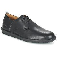Sapatos Homem Sapatos Kickers VIKANG Preto