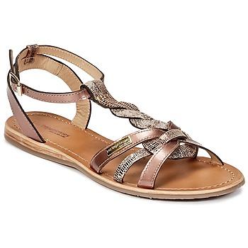 Sapatos Mulher Sandálias Les Tropéziennes par M Belarbi HAMS Bronze