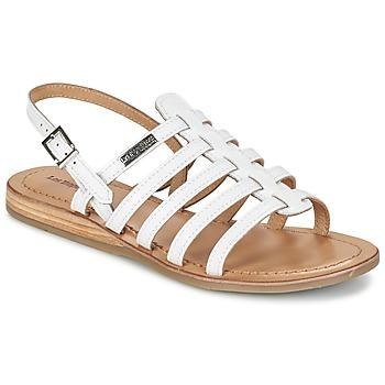 Sapatos Mulher Sandálias Les Tropéziennes par M Belarbi HAVAPO Branco