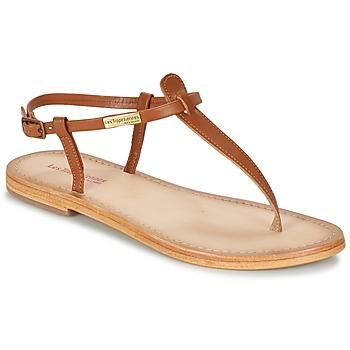 Sapatos Mulher Sandálias Les Tropéziennes par M Belarbi NARVIL Castanho