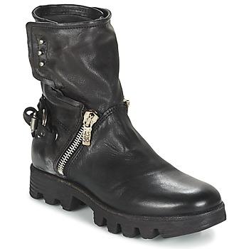 Sapatos Mulher Botas baixas Airstep / A.S.98 BREAK Preto