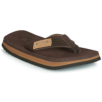 Sapatos Homem Chinelos Cool shoe 2LUXE Castanho
