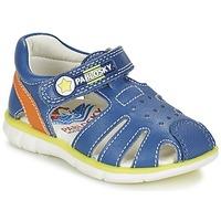 Sapatos Rapaz Sandálias Pablosky GUADOK Azul