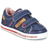 Sapatos Rapaz Sapatilhas Pablosky ERIVO Azul