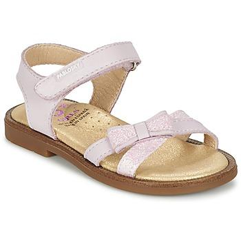 Sapatos Rapariga Sandálias Pablosky SELMIE Rosa