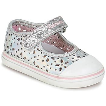Sapatos Rapariga Sabrinas Pablosky MEZINILE Prata