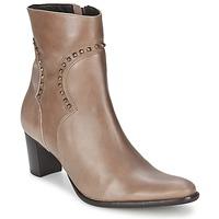 Sapatos Mulher Botins Betty London GRELOT Toupeira