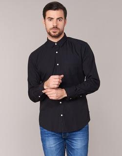 Textil Homem Camisas mangas comprida Esprit FOVETTIO Preto