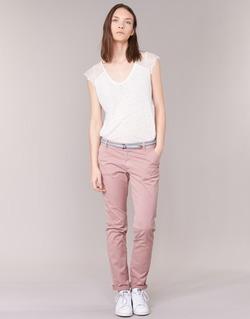 Textil Mulher Calças Esprit HOUISSA Rosa