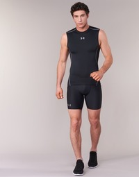 Textil Homem Shorts / Bermudas Under Armour Armour HG Comp Short Preto