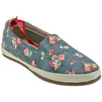 Sapatos Mulher Slip on O-joo  Azul