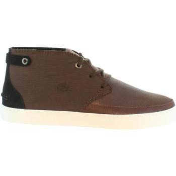 Sapatos Homem Botas baixas Lacoste 32CAM0012 CLAVEL Marrón