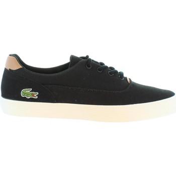 Sapatos Homem Sapatilhas Lacoste 32CAM0092 JOUER Negro