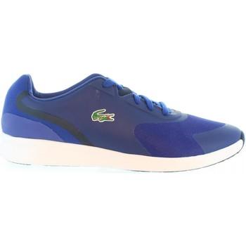Sapatos Homem Sapatilhas Lacoste 32SPM0025 LTR01 Azul
