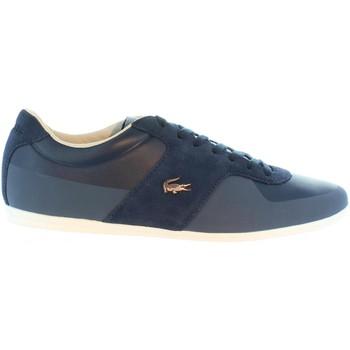 Sapatos Homem Sapatilhas Lacoste 32CAM0052 TURNIER Azul