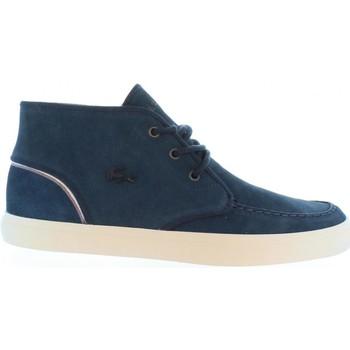 Sapatos Homem Botas baixas Lacoste 32CAM0087 SEVRIN Azul
