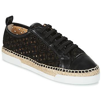 Sapatos Mulher Sapatilhas Sonia Rykiel 622348 Preto