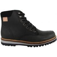 Sapatos Homem Botas Lacoste 30SRM0017 MONTBARD Negro