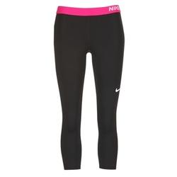 Textil Mulher Collants Nike NP CL CAPRI Preto / Rosa