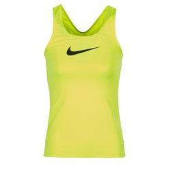 Textil Mulher Tops sem mangas Nike NIKE PRO COOL TANK Amarelo