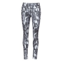 Textil Mulher Collants Nike PWR LGND TGHT PRNT Cinza / Preto