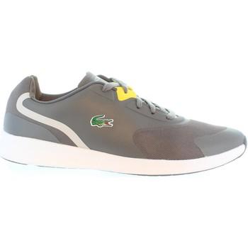Sapatos Homem Sapatilhas Lacoste 32SPM0025 LTR01 Gris