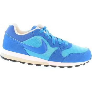 Sapatos Mulher Sapatilhas Nike 749869 MD RUNNER 2 Azul