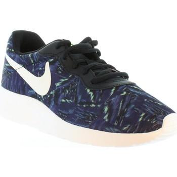 Sapatos Mulher Sapatilhas Nike 820201 TANJUN PRINT Azul
