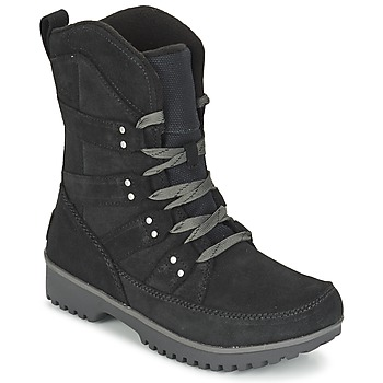 Sapatos Mulher Botas baixas Sorel MEADOW LACE Preto