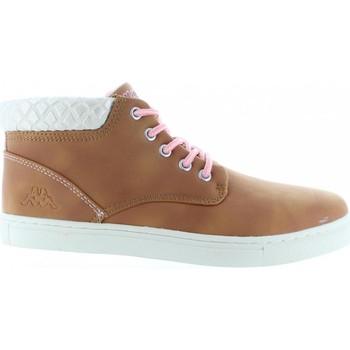 Sapatos Criança Botas baixas Kappa 302DFE0 CIT KID Marr?n