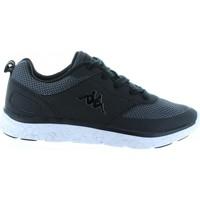 Sapatos Mulher Sapatilhas Kappa 303N9L0 FANTOM Negro