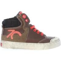 Sapatos Criança Botas baixas Kickers 508900-10 CUMMIN Marrón