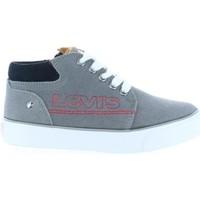 Sapatos Criança Botas baixas Levi's 508650 PATOUCH Gris